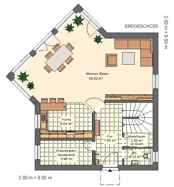 Kowalski Haus Anita 160