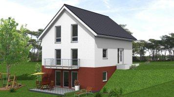 Einfamilienhaus mit einliegerwohnung im keller  Einfamilienhäuser