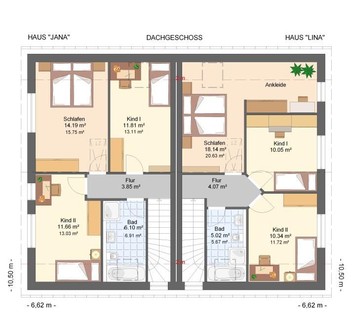 Kowalski Haus Jana-Lina 145